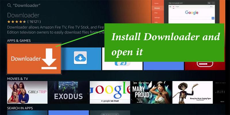 downloader firetv